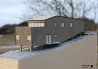 Modellfoto Vetteberget-projektet