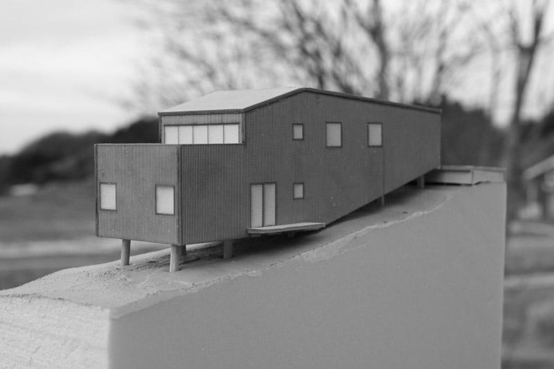 Att bygga varsamt i det bohuslänska bergslandskapet