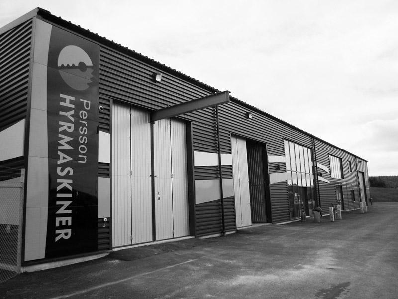 Industrilokal, Persson Hyrmaskiner