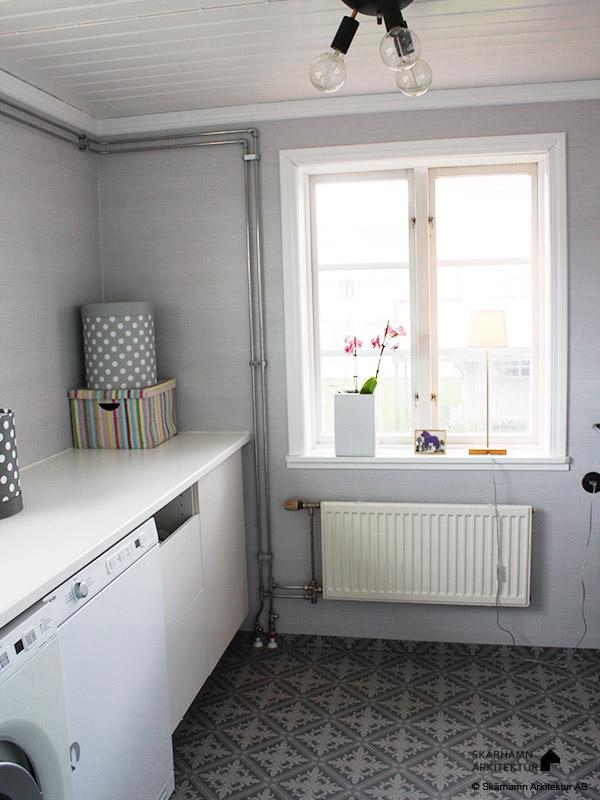 Badrum & tvättstuga - Skärhamn Arkitektur