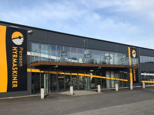 Persson Hyrmaskiner HQ, Stenungsund